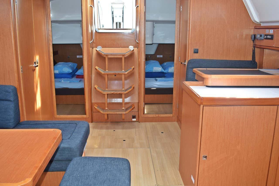 Bavaria Cruiser 51 (Podkamenica)  - 8