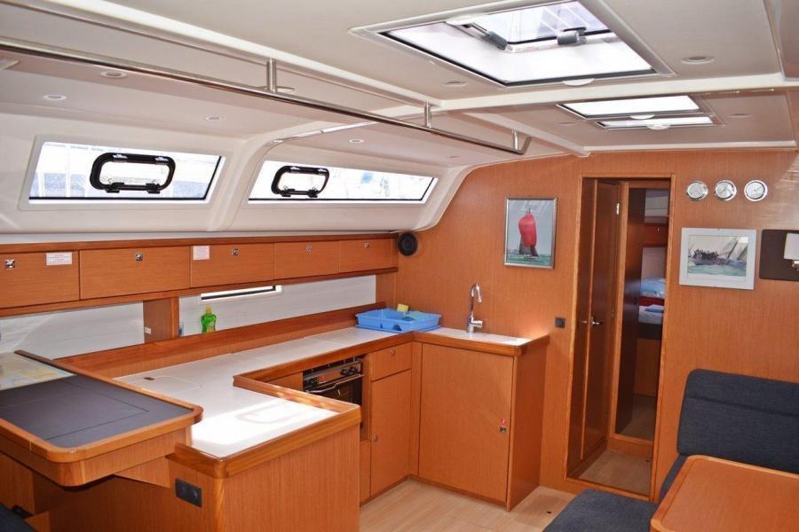 Bavaria Cruiser 51 (Podkamenica)  - 11