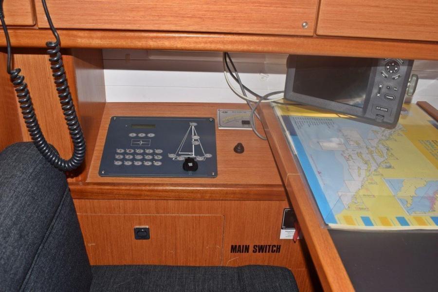 Bavaria Cruiser 51 (Podkamenica)  - 14