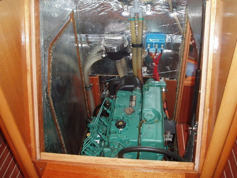 Bavaria 39 Cruiser (Ines)  - 8