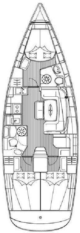 Bavaria 39 Cruiser (Vana)  - 1