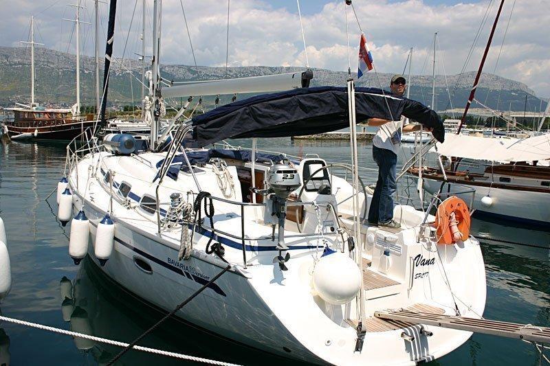 Bavaria 39 Cruiser (Vana)  - 5