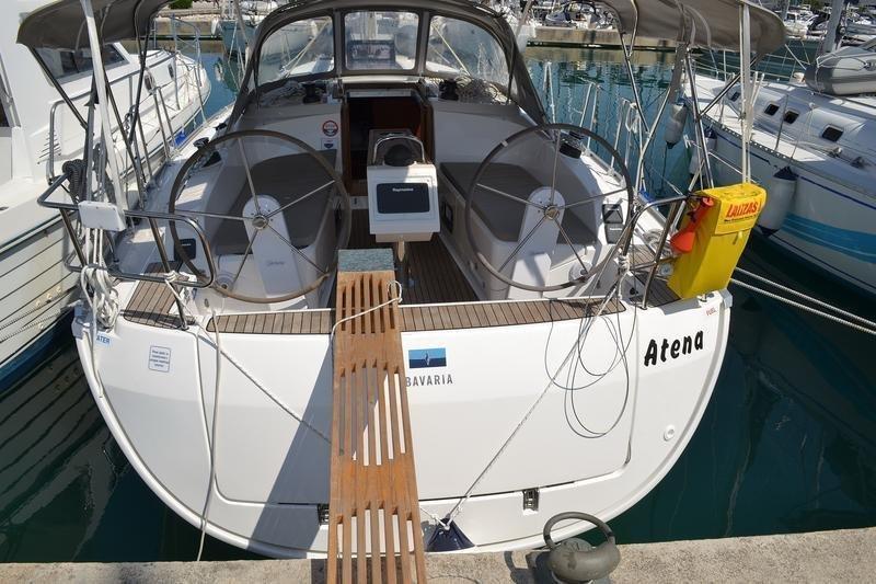 Bavaria Cruiser 37 - 3 cab. (Atena)  - 0