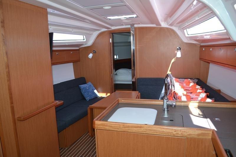 Bavaria Cruiser 37 - 3 cab. (Atena)  - 11