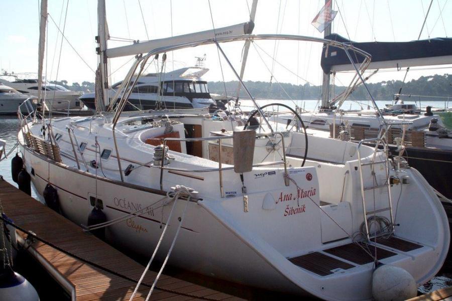Oceanis Clipper 411 - 4 cab. (Ana Marija)  - 5