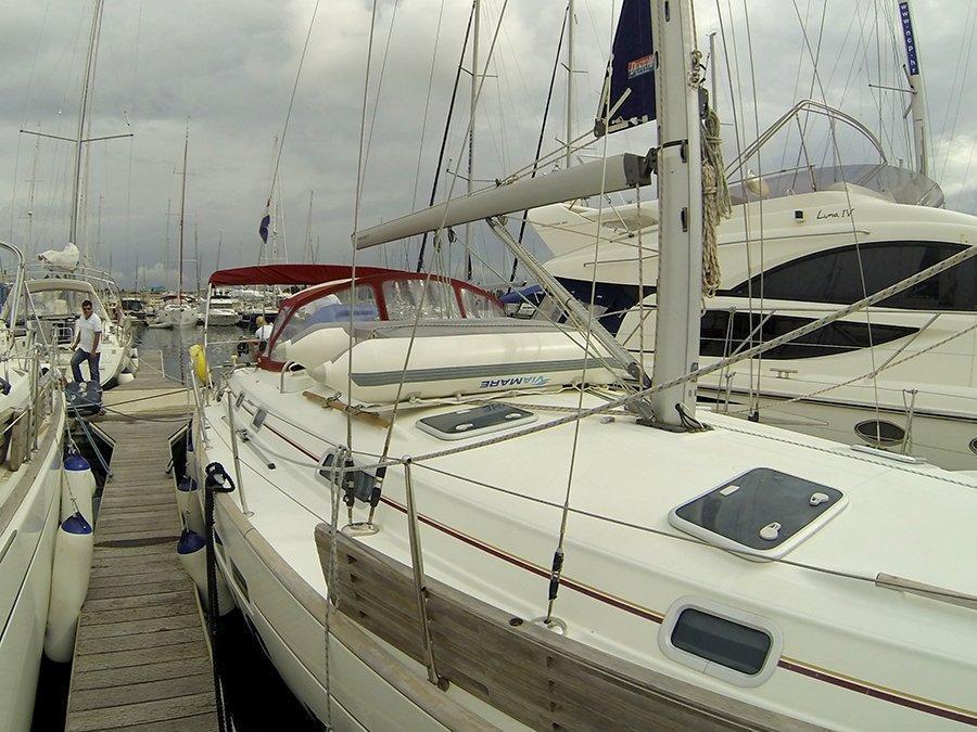 Oceanis Clipper 411 - 4 cab. (Ana Marija)  - 8
