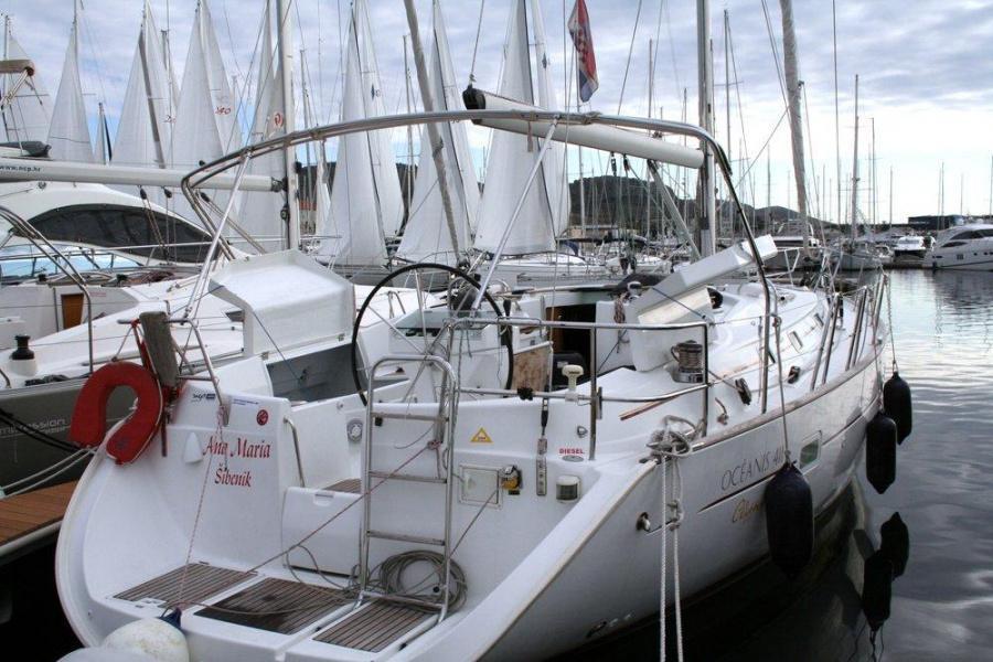 Oceanis Clipper 411 - 4 cab. (Ana Marija)  - 10