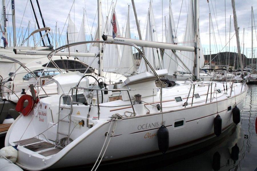 Oceanis Clipper 411 - 4 cab. (Ana Marija)  - 11