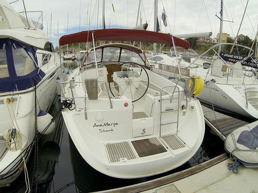 Oceanis Clipper 411 - 4 cab. (Ana Marija)  - 13