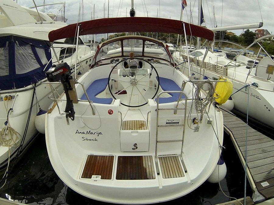 Oceanis Clipper 411 - 4 cab. (Ana Marija)  - 14
