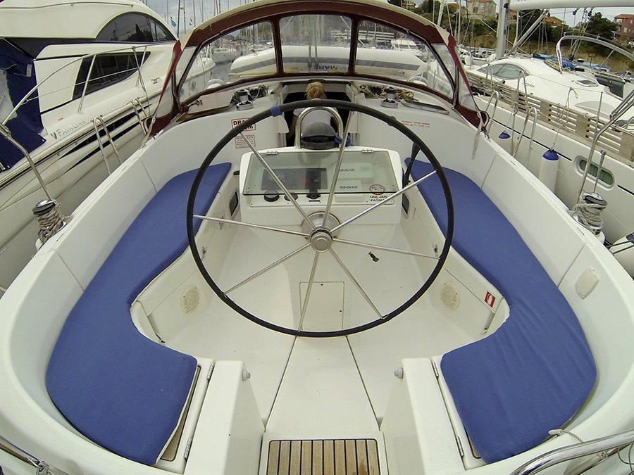 Oceanis Clipper 411 - 4 cab. (Ana Marija)  - 15