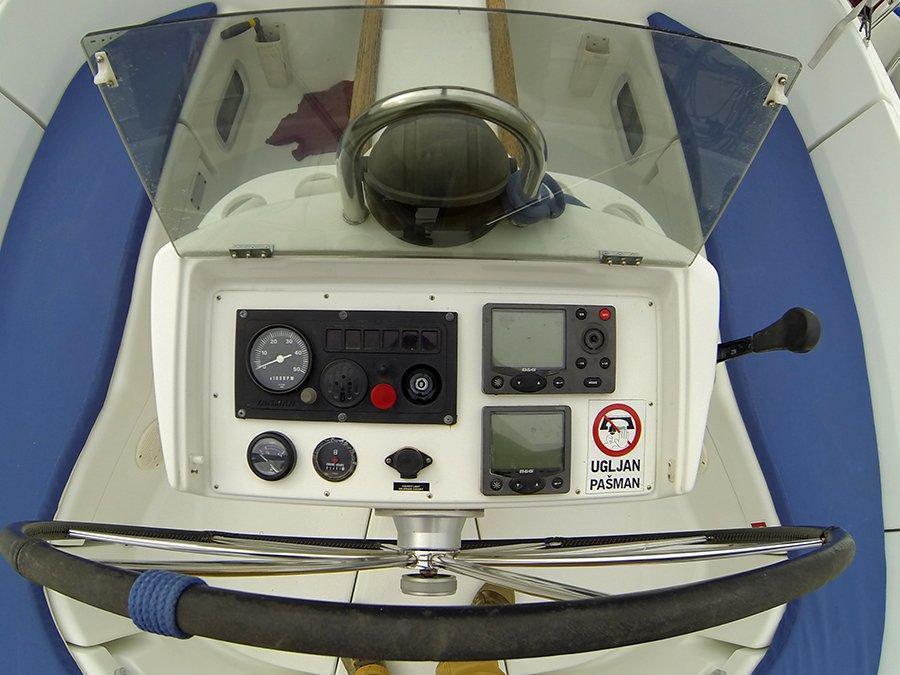 Oceanis Clipper 411 - 4 cab. (Ana Marija)  - 16
