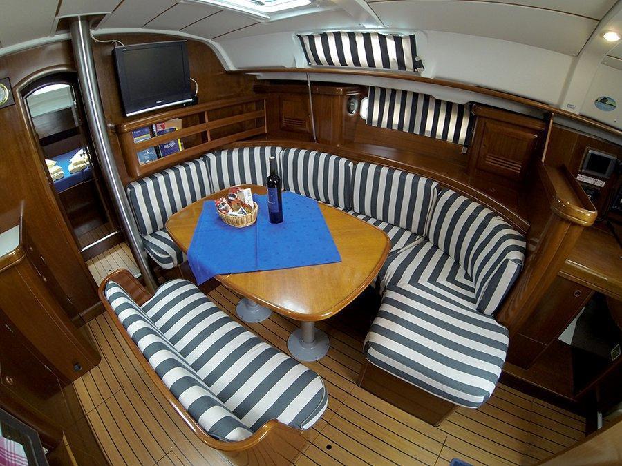 Oceanis Clipper 411 - 4 cab. (Ana Marija)  - 21