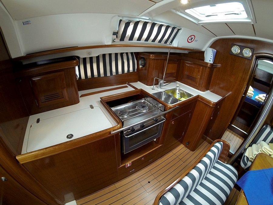Oceanis Clipper 411 - 4 cab. (Ana Marija)  - 23