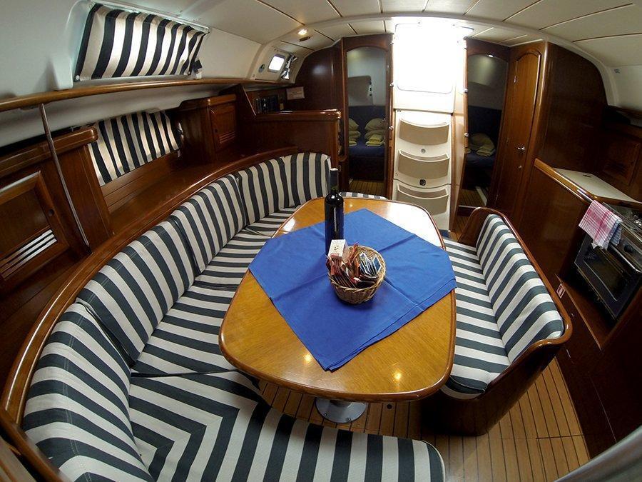 Oceanis Clipper 411 - 4 cab. (Ana Marija)  - 24