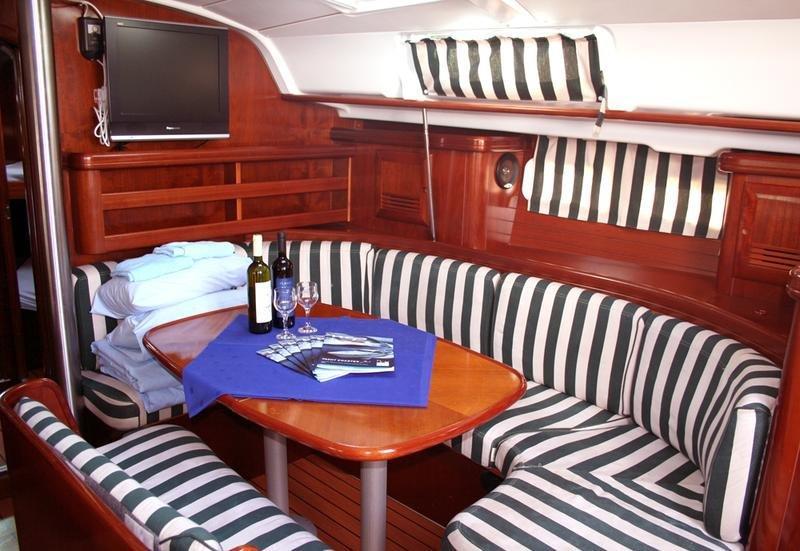 Oceanis Clipper 411 - 4 cab. (Ana Marija)  - 25