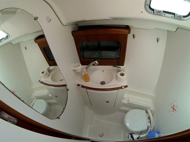 Oceanis Clipper 411 - 4 cab. (Ana Marija)  - 32