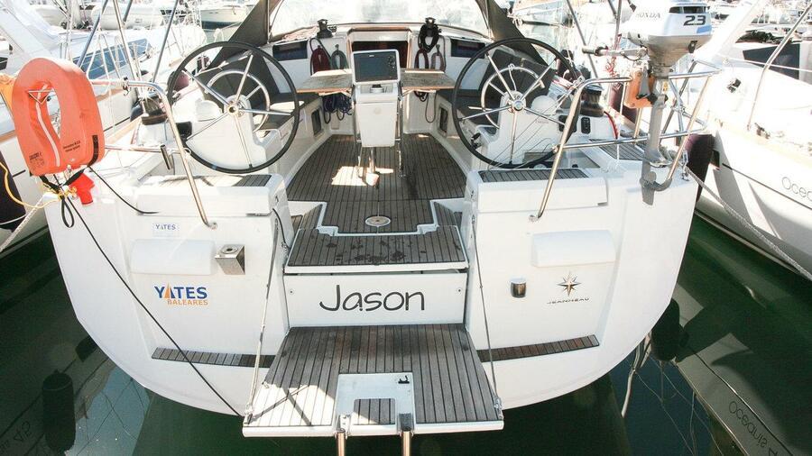 Sun Odyssey 439 (Jason)  - 2