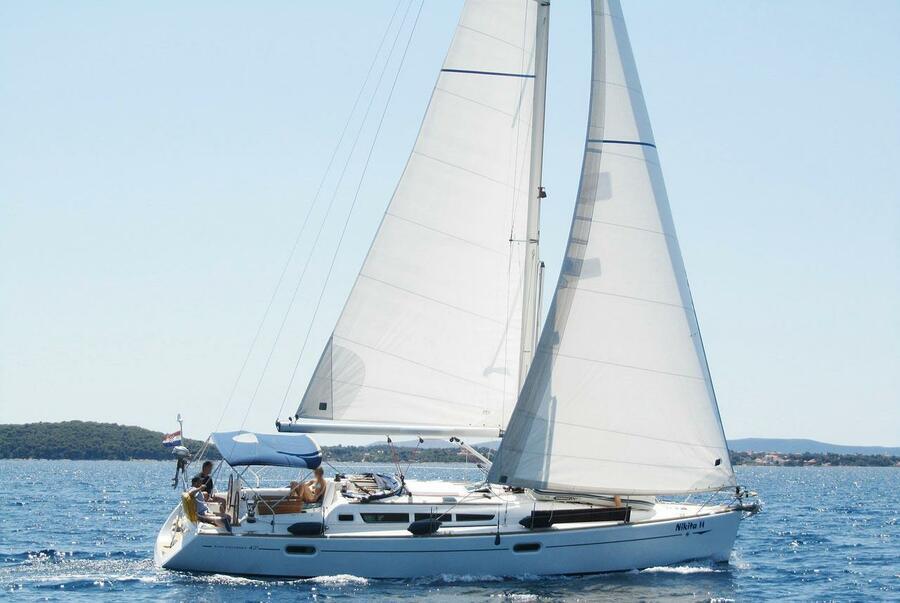Sun Odyssey 42i (Nikita II)  - 2