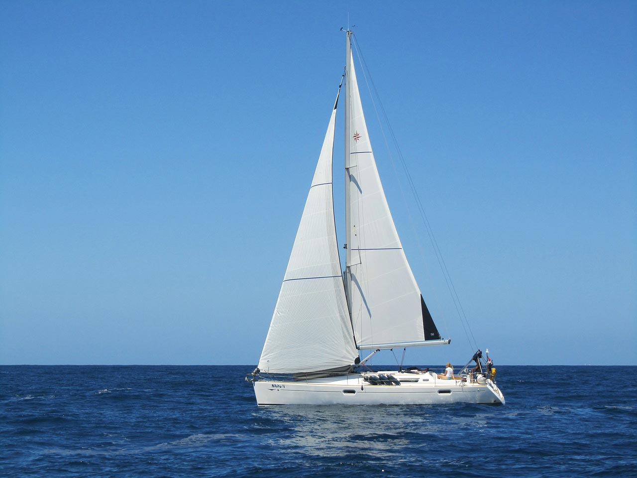 Sun Odyssey 42i (Nikita II)  - 3