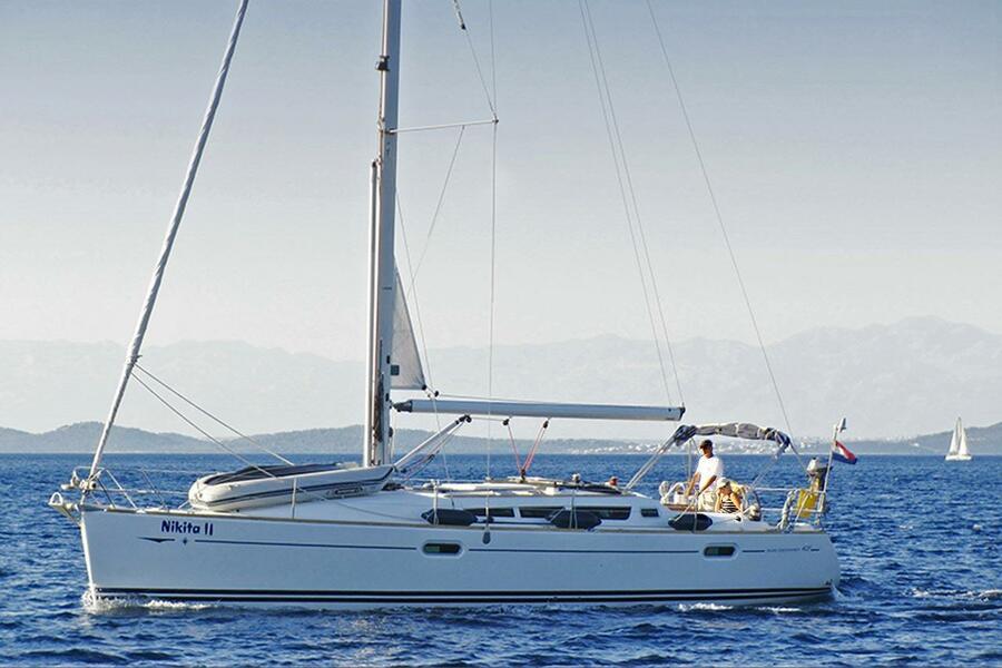 Sun Odyssey 42i (Nikita II)  - 4
