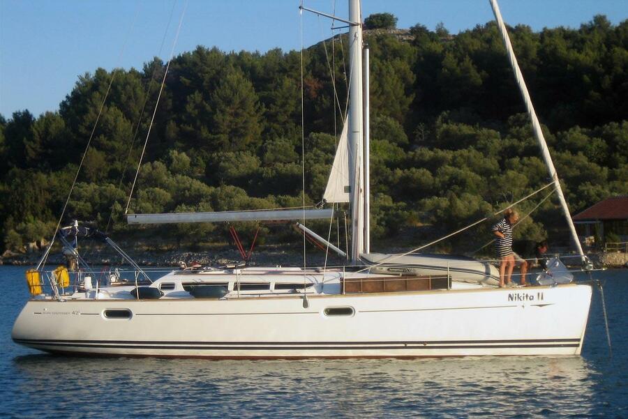Sun Odyssey 42i (Nikita II)  - 8