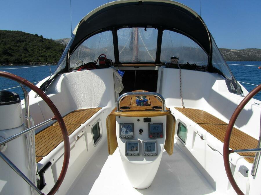 Sun Odyssey 42i (Nikita II)  - 13