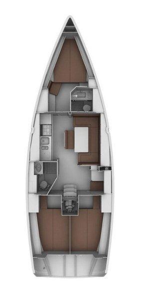 Bavaria Cruiser 40 (MH 34)  - 1