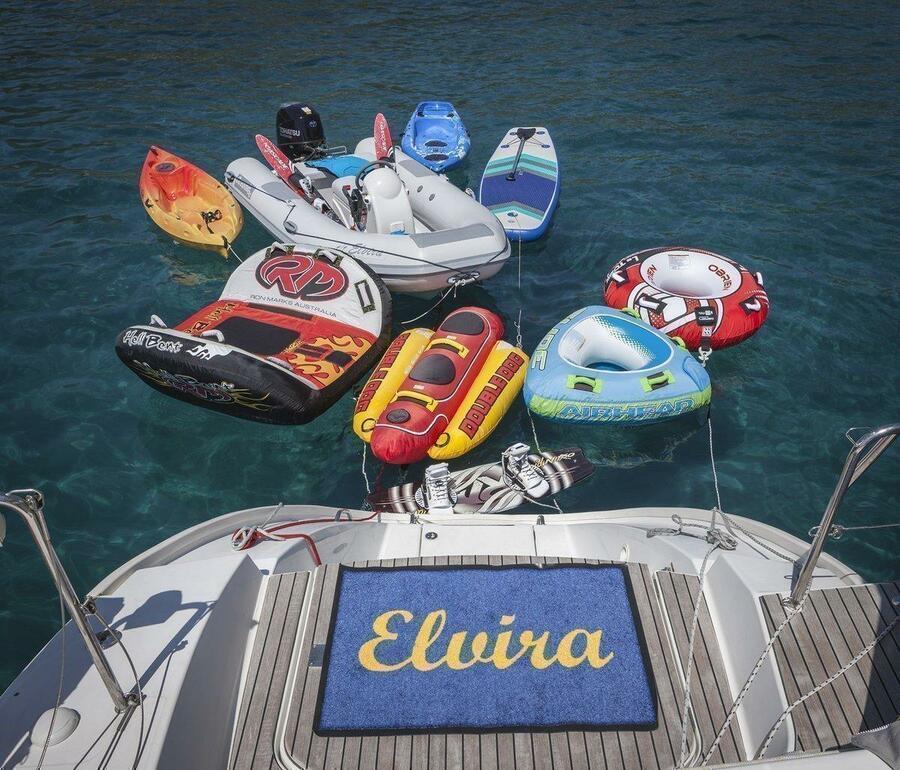 Lagoon 500 - 5 + 1 + 1 cab. (Elvira)  - 6