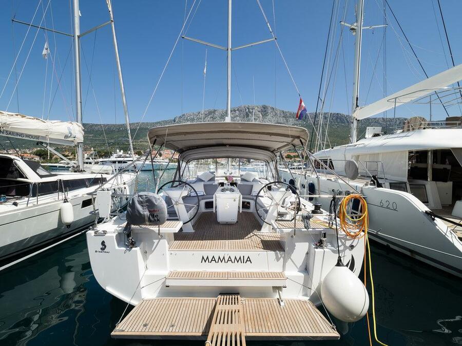 Oceanis 51.1 - 3 + 1 cab. OW (MAMAMIA)  - 0
