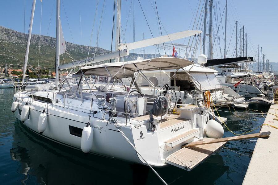 Oceanis 51.1 - 3 + 1 cab. OW (MAMAMIA)  - 2