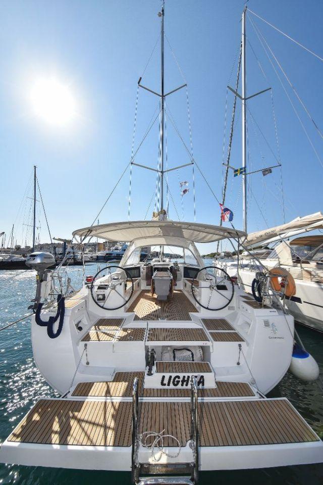 Oceanis 45 - 3 cab. (Lighea)  - 0