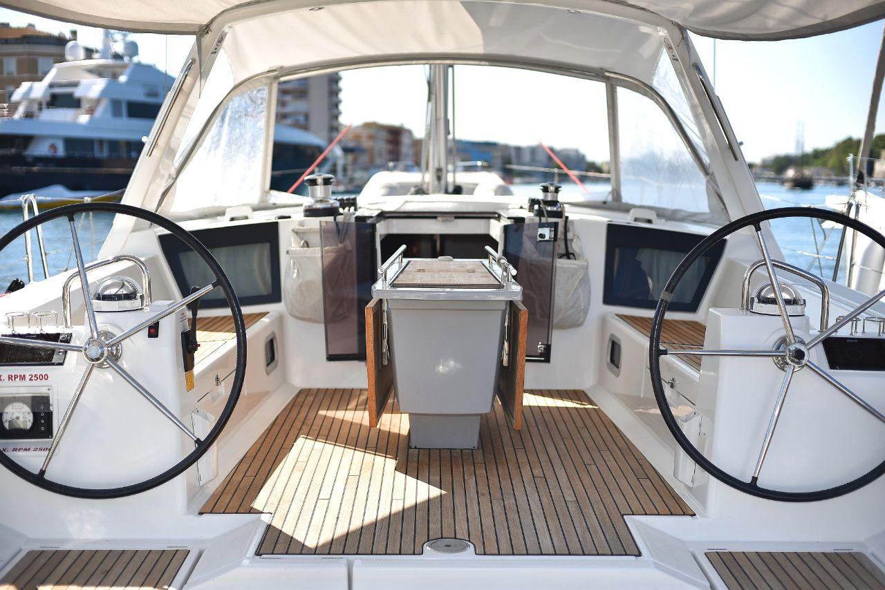 Oceanis 45 - 3 cab. (Lighea)  - 2