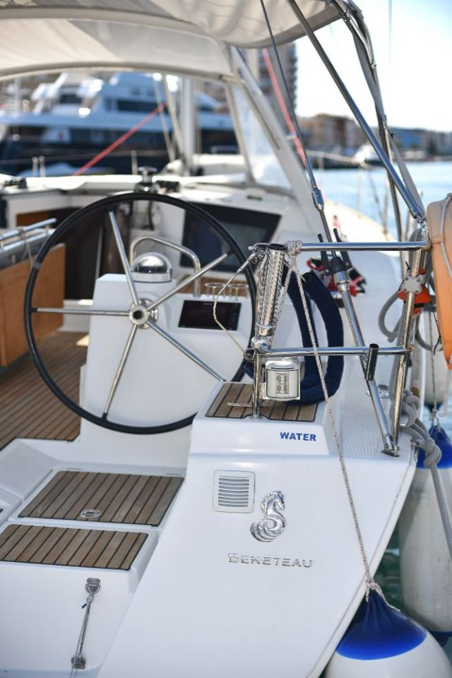 Oceanis 45 - 3 cab. (Lighea)  - 3