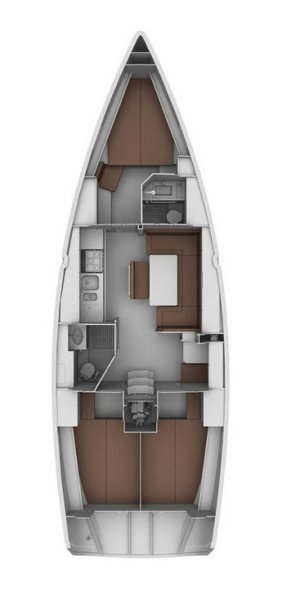 Bavaria Cruiser 40 (Pia M)  - 1