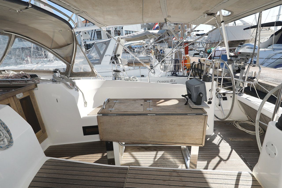 Bavaria Cruiser 40 (Pia M)  - 6