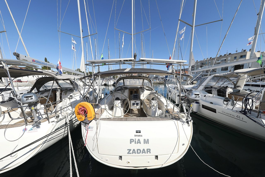 Bavaria Cruiser 40 (Pia M)  - 13