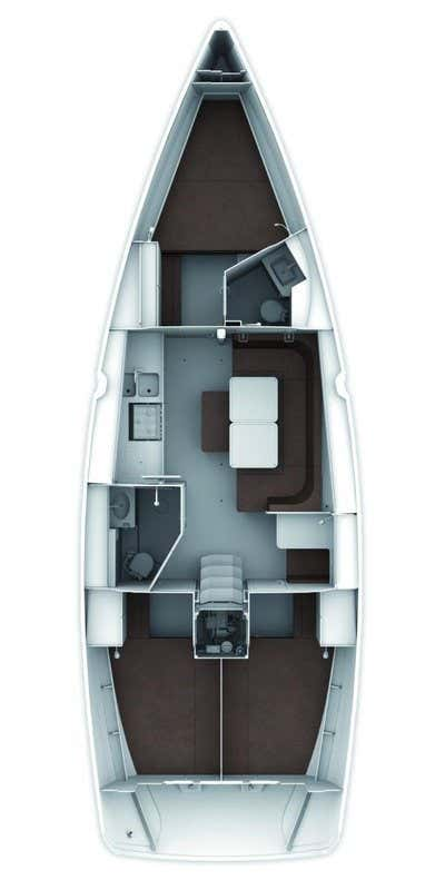 Bavaria Cruiser 41 Style (Eva)  - 1