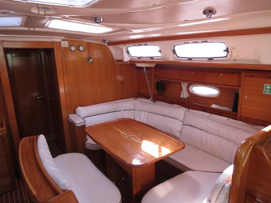 Bavaria 46 Cruiser (Ege)  - 9