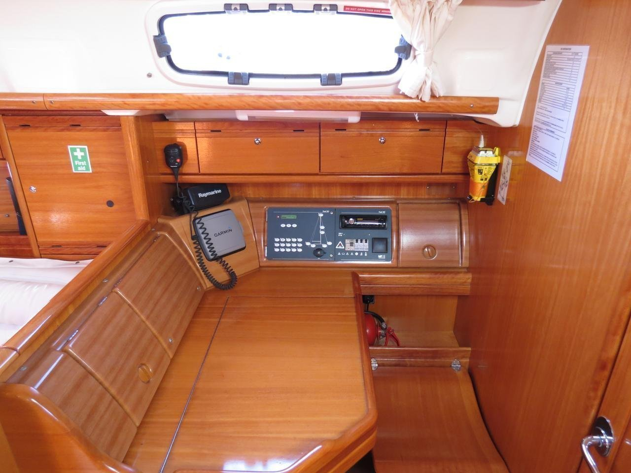 Bavaria 46 Cruiser (Ege)  - 11