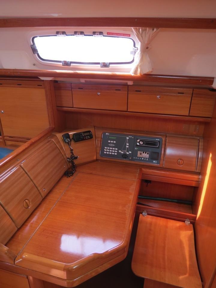 Bavaria 42 Cruiser (Irmak San)  - 5