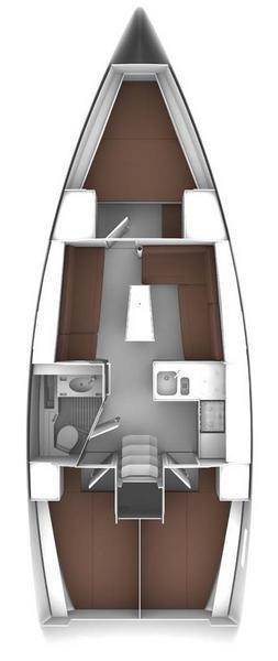 Bavaria Cruiser 37 - 3 cab. (Summer Wind)  - 1