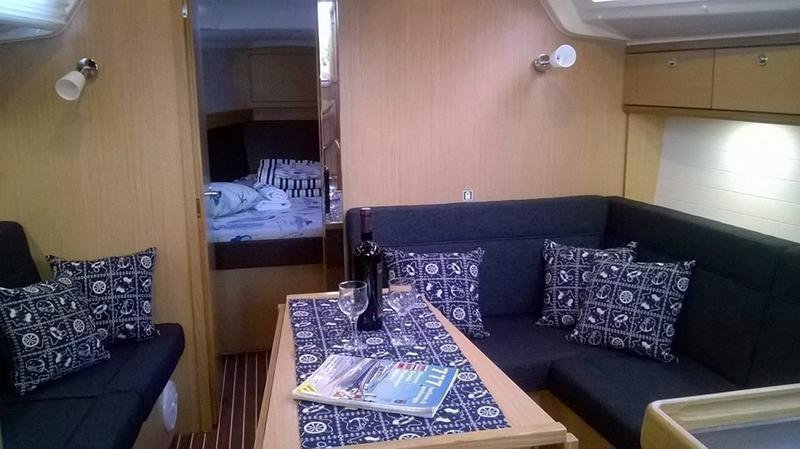Bavaria Cruiser 37 - 3 cab. (Summer Wind)  - 7
