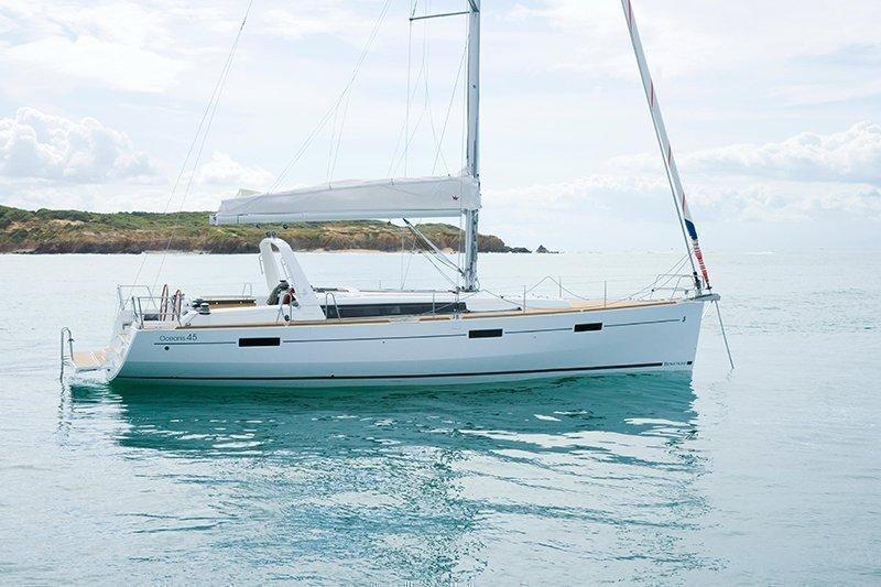 Oceanis 45 - 3 cab. (Dianora)  - 0