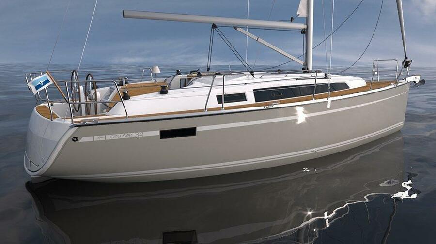 Bavaria Cruiser 34 (Olympia)  - 0