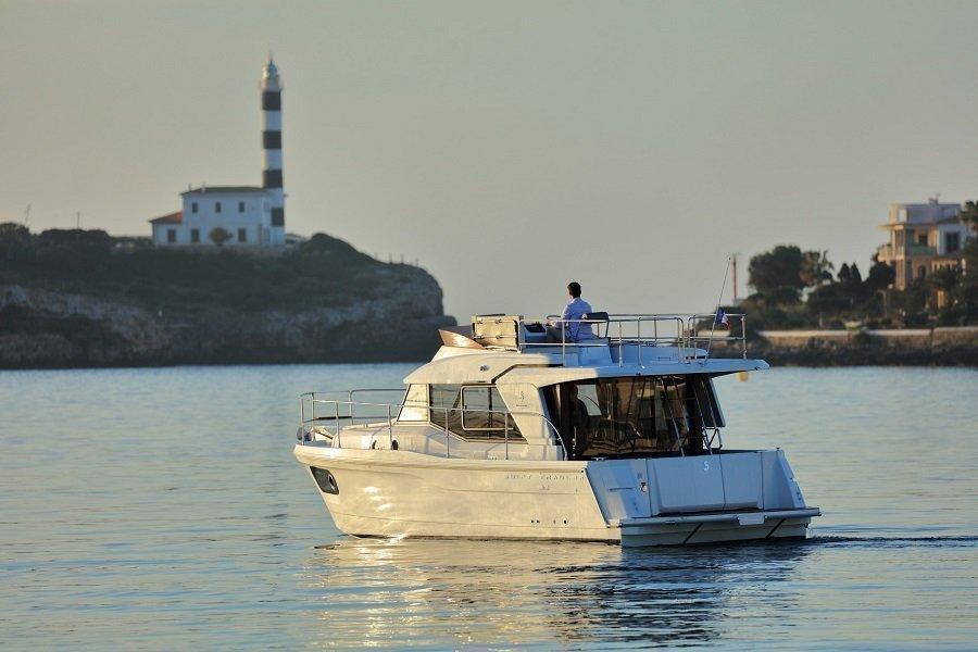 Swift Trawler 30 (Odysseus)  - 4