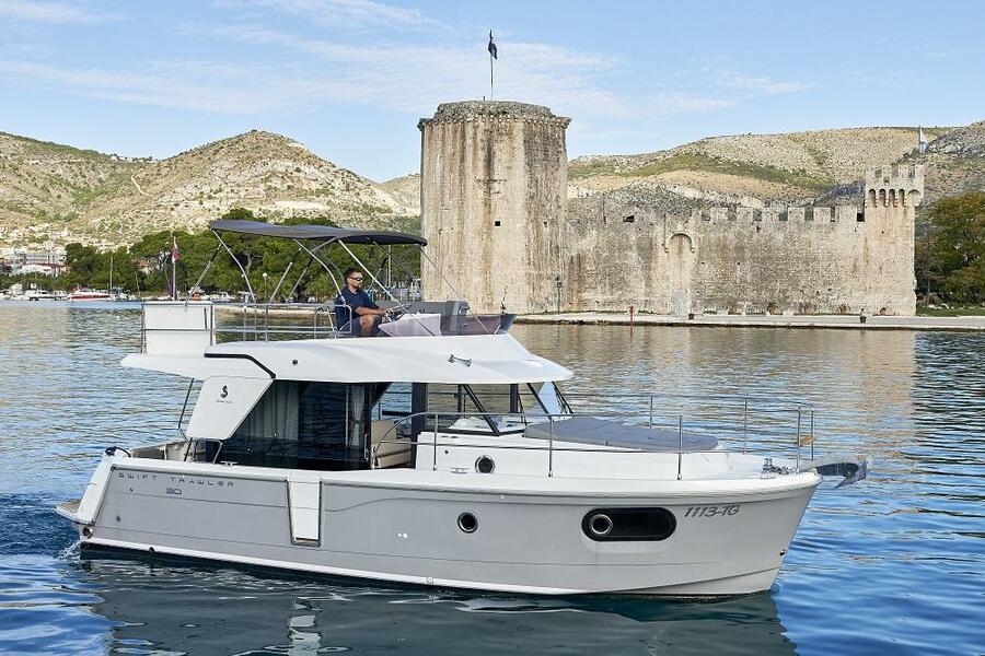 Swift Trawler 30 (Odysseus)  - 13