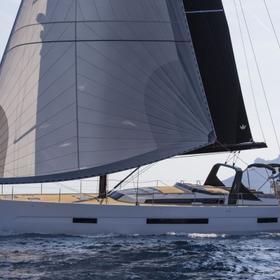 """Bahia Feliz 5 """"bareboat"""""""