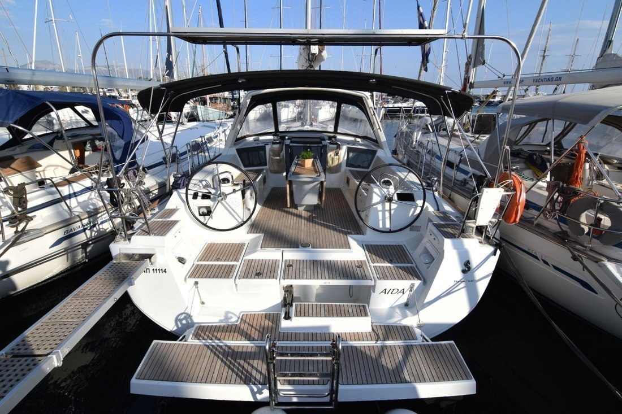 Oceanis 45 - 4 cab. (Aida)  - 0