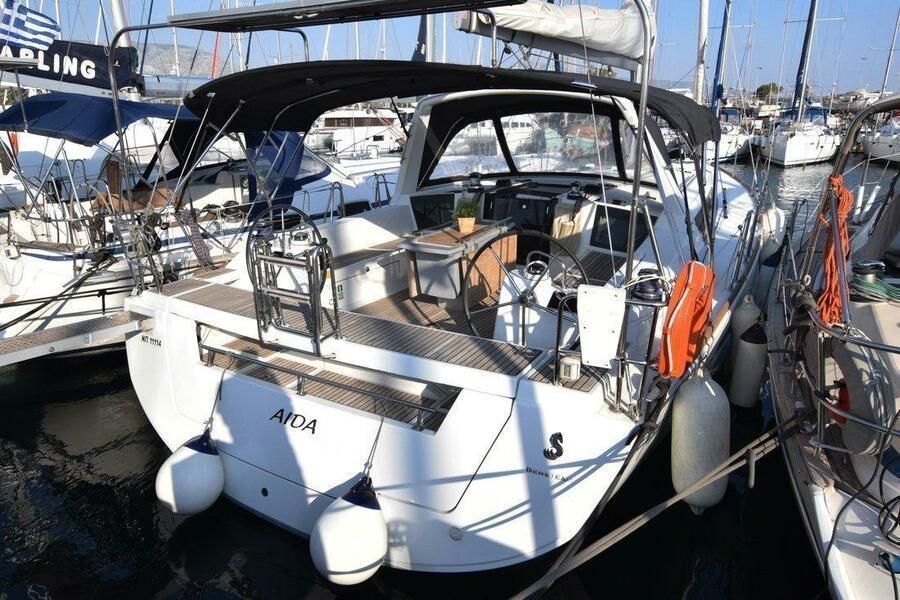 Oceanis 45 - 4 cab. (Aida)  - 2